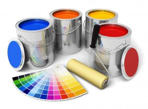 MEP Painting contractors color selection for retirement home construction