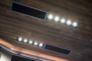 store remodeling lighting design MEP contractor