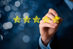 hotel remodel can reset your customer star rating