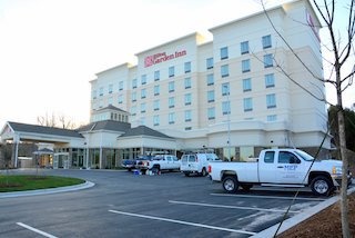 Hotel renovation projects include Hilton Garden Inn - MEP contractors