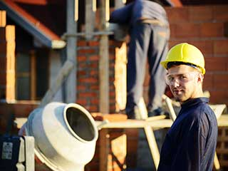 commercial building construction cost improved by quality workers image