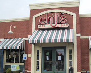 chilis restaurant painting and restaurant renovation by mep contractors