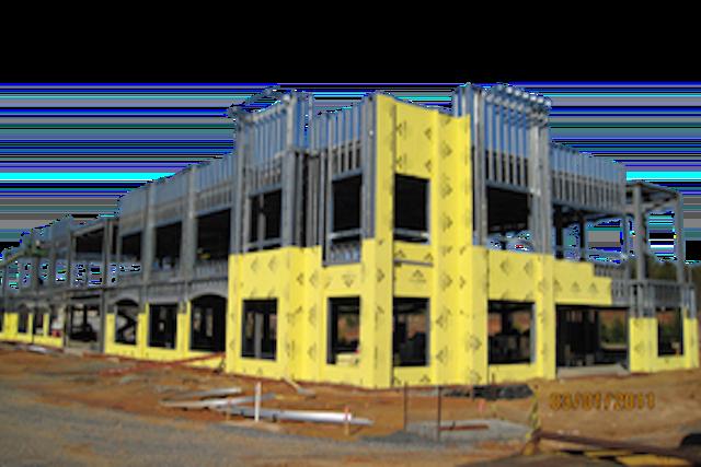 commercial construction contractors mep construction of new buildings office complex