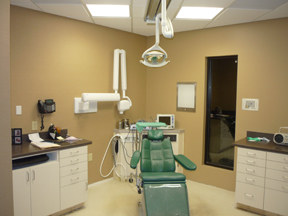 mep building contractor work interior dental office renovation